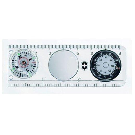 Victorinox - Lineal kompas med lup