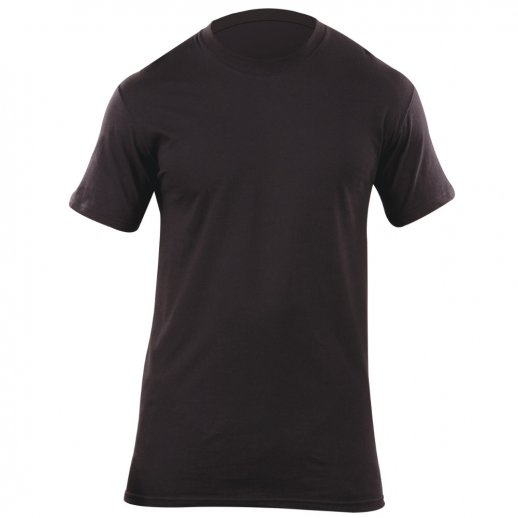 5.11 Sort UTILI-T Crew t-shirt - 3 stk