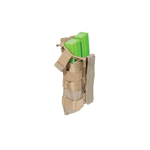 5.11 - Double MP5 Mag Pouch - Sandstone