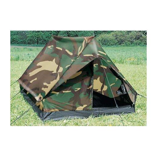 Telt til 2 personer - Woodland Camouflage