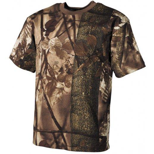 MFH Natur camouflage T-Shirt