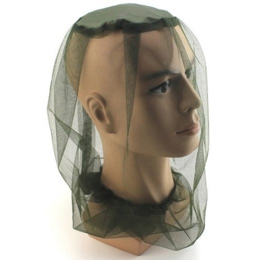 Coghlans - Grønt myggenet til hovedet