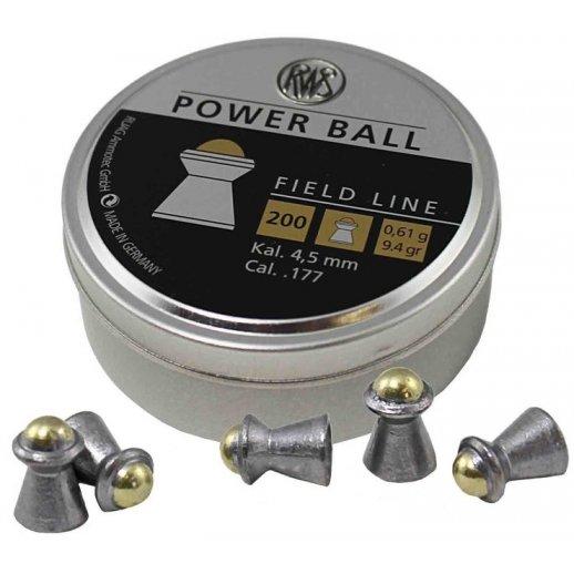 RWS - Power Ball 4,5mm hagl