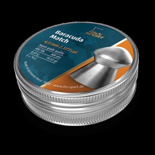 H&N - Baracuda Match 4,5mm hagl