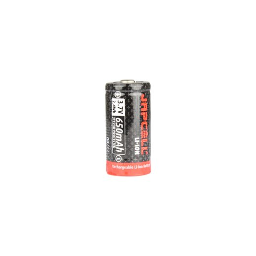Japcell - CR123 genopladeligt batteri