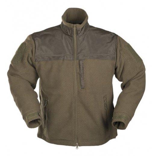 Elite fleece jakke Hextac fra Mil-Tec