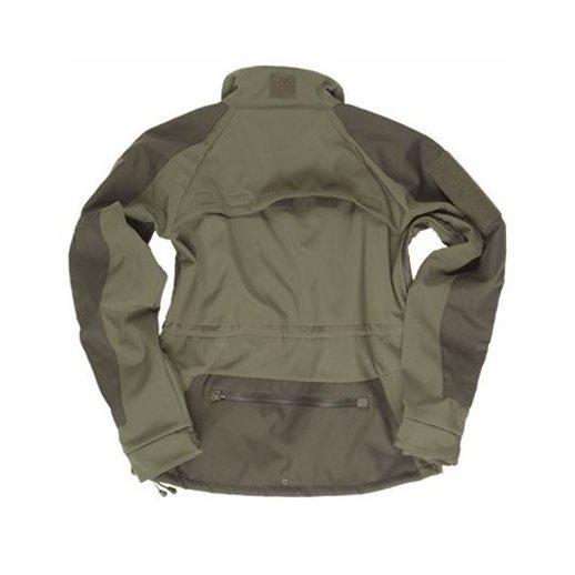 Soft Shell jakke Plus fra MIL-TEC