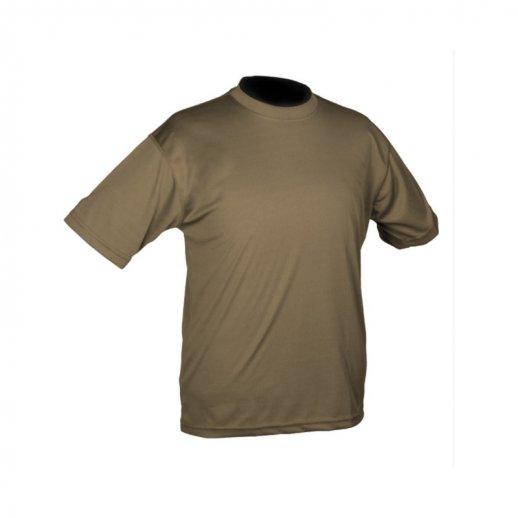 Mil-Tec - Tactical Quick Dry T-shirt, Olivengrøn