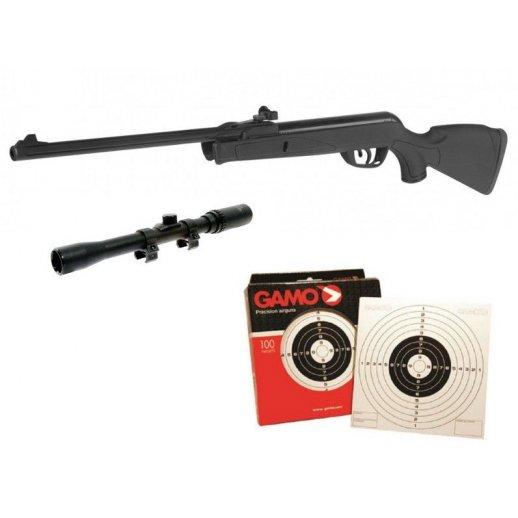 Gamo Young Pack Luftgevær med kikkertsigte