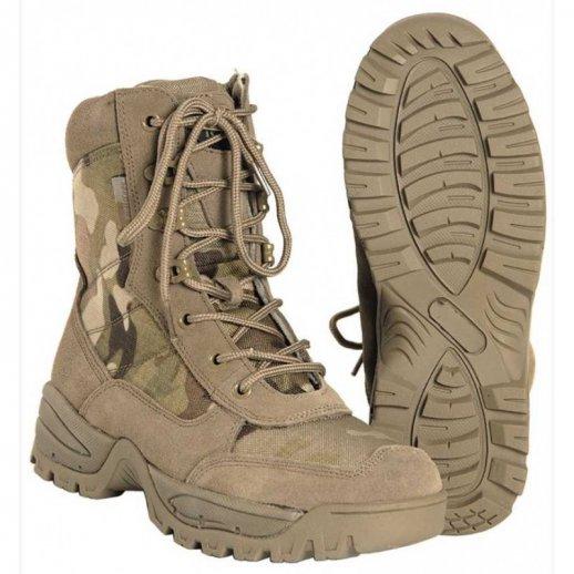 Teesar® Taktiske Støvler i MULTICAM®