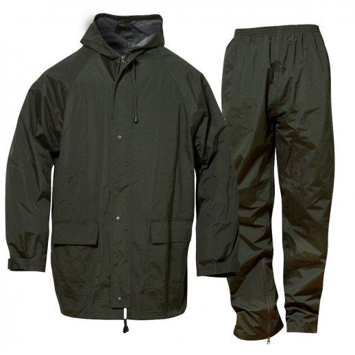Woodline - Regnsæt med jakke og buks