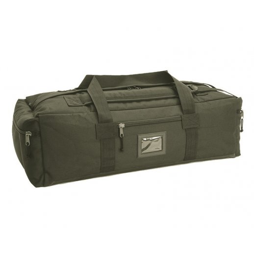 Combat Duffle Bag fra Mil-Tec - Grøn