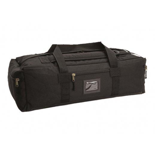 Combat Duffle Bag fra Mil-Tec - Sort