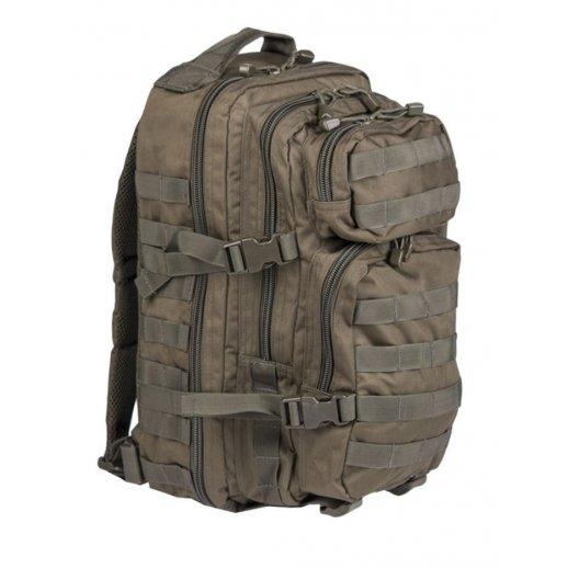US Assault Pack Small - Grøn
