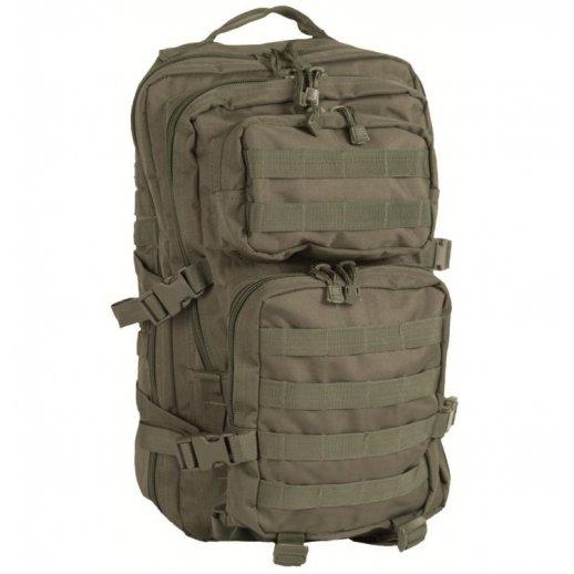 US Assault Pack Large - Oliven