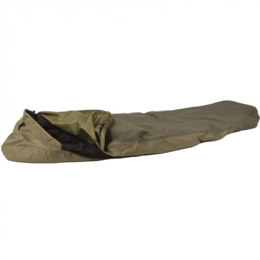 Sovepose Bivi Bag - Vandtæt cover - Oliven