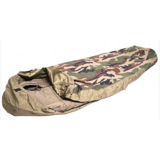 Sovepose Bivi Bag - Vandtæt cover - Camouflage