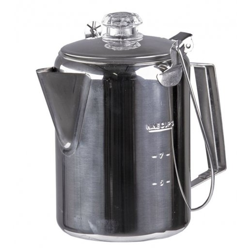 Kaffekande til 9 kopper med perkolator