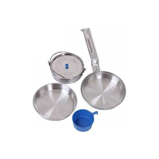 Deluxe 5 - Piece Mess Kit