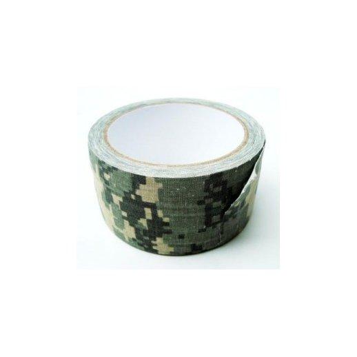 Camouflagetape vandafvisende - Digital camouflage