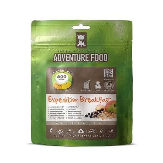 Adventure Food - Expedition breakfast
