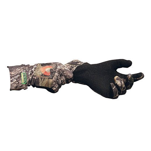 Primos Stretch-Fit Call Gloves with Sure-Grip