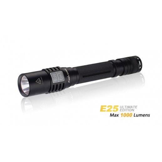 Fenix E25 - Ultimate Edition Lommelygte