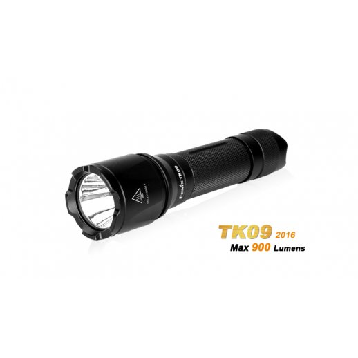 Fenix TK09 - 900 lumen