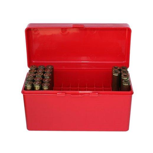 MTM Patronbox til 60 stk riffelpatroner