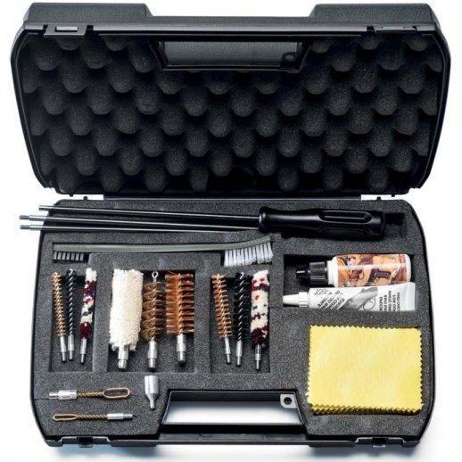 Guntex - Komplet rensesæt til gevær og riffel