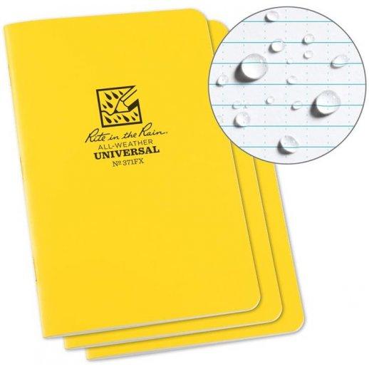 Rite in the Rain - Notebook Standard 3-pak