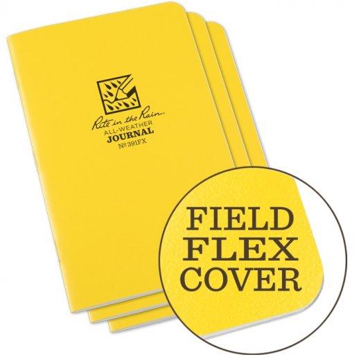 Rite in the Rain - Journal Field Book - 3 stk