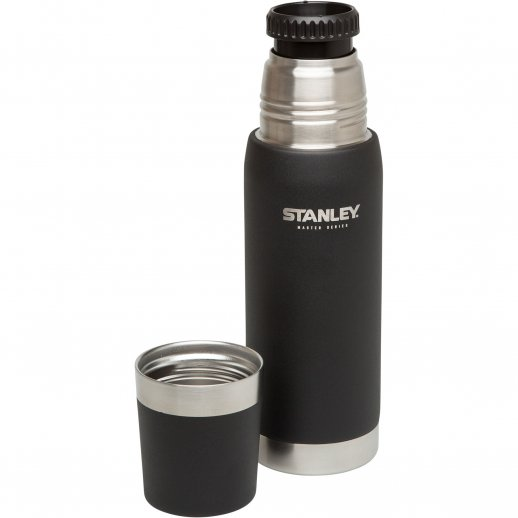 Stanley Master Termoflaske 0,7 liter - Sort