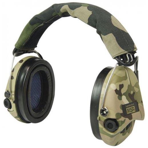 Sordin Supreme Pro-X Led med lys Vandtæt Høreværn