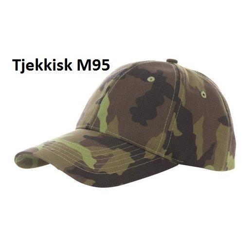 Baseball Cap - Camouflage
