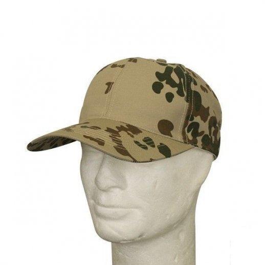 Baseball Cap - Dansk ørken camouflage