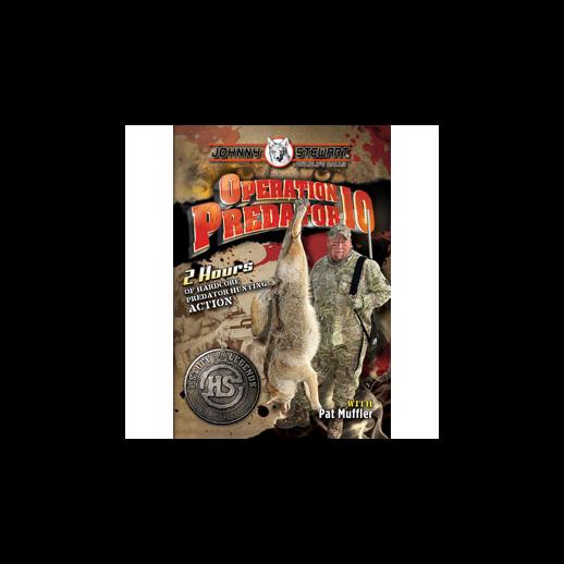 Johnny Stewart, Wildlife Calls, Operation Predator 10