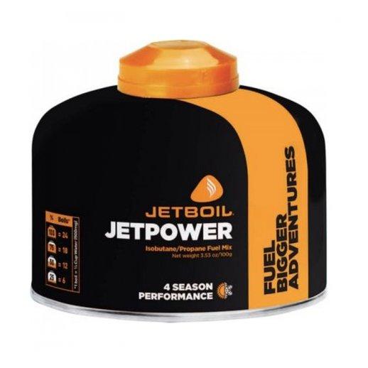 Jetboil gasdåse - Jetpower 100 gram