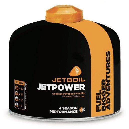 Jetboil gasdåse - Jetpower 230 gram