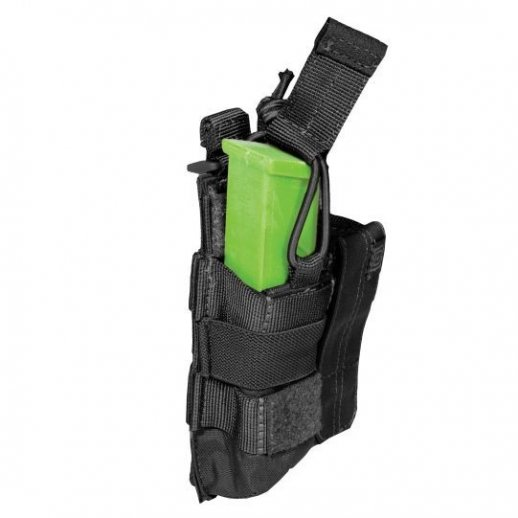 5.11 Double Pistol Mag Pouch Bungee/Cover