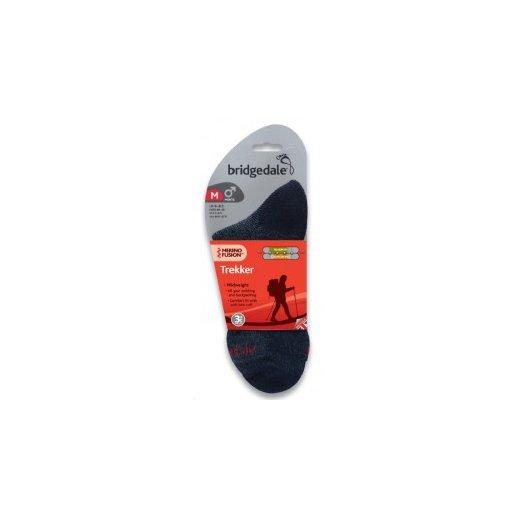 Bridgedale MerinoFusion Trekker Sokker - NAVY