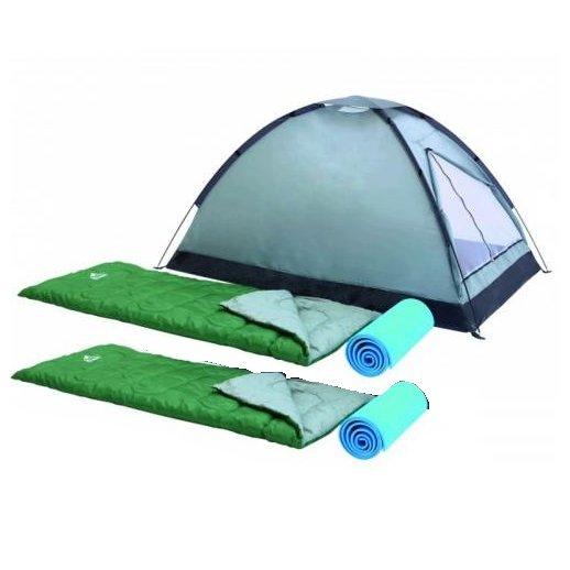 Campingsæt til 2 personer