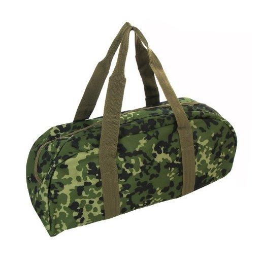 bfa7c8371de Militær taske i dansk M84 camouflage
