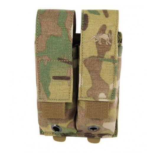 Tasmanian Tiger - Dobbel Pistol Mag Pouch MKll Multicam