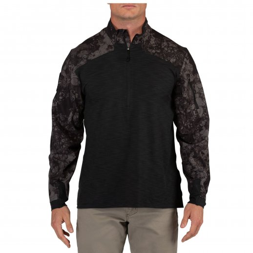 5.11 GEO7 Rapid Half Zip - Night