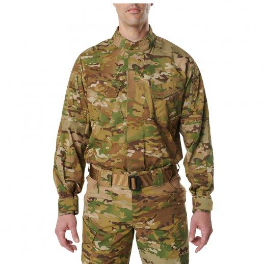 5.11 Stryke TDU Multicam Langærmet Skjorte