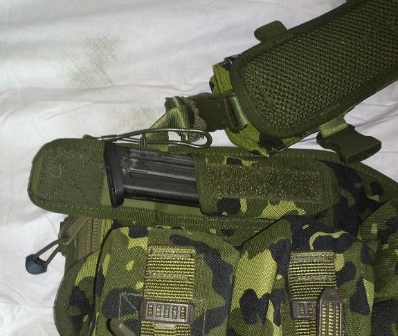 TACGEAR Chest Rig Specialist M84