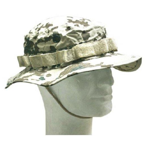 TACGEAR Bøllehat - Ørken camouflage
