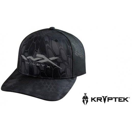 Wiley X - Kryptek® Camouflage Cap - Sort