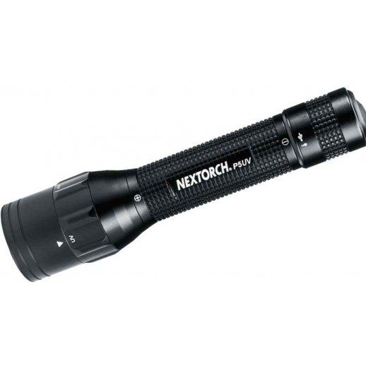 Nextorch P5 UV LED lommelygte